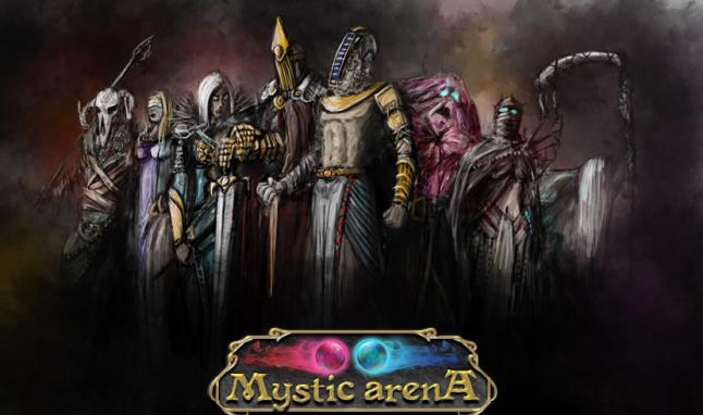 Mystic arena